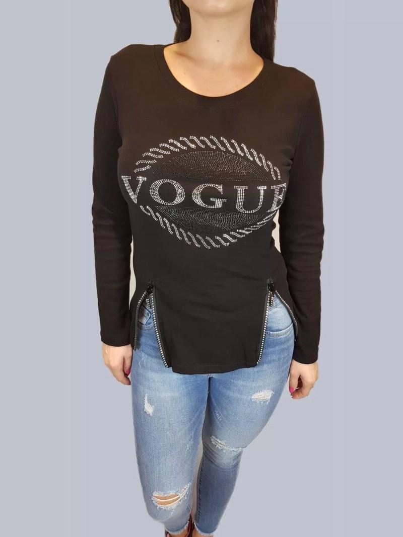 73 Shirt met Vogue Er Op
