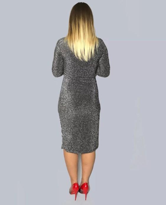 grijs-glitter-jurk-dames