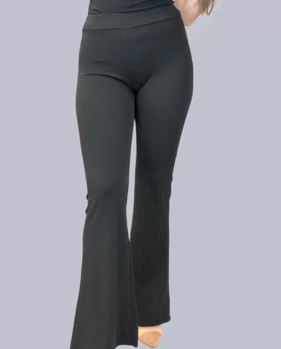 Zwarte Flair Broek