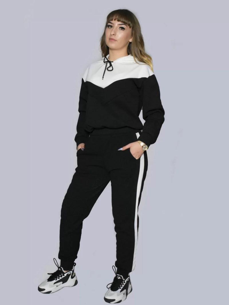 zwart wit 2 delig pak