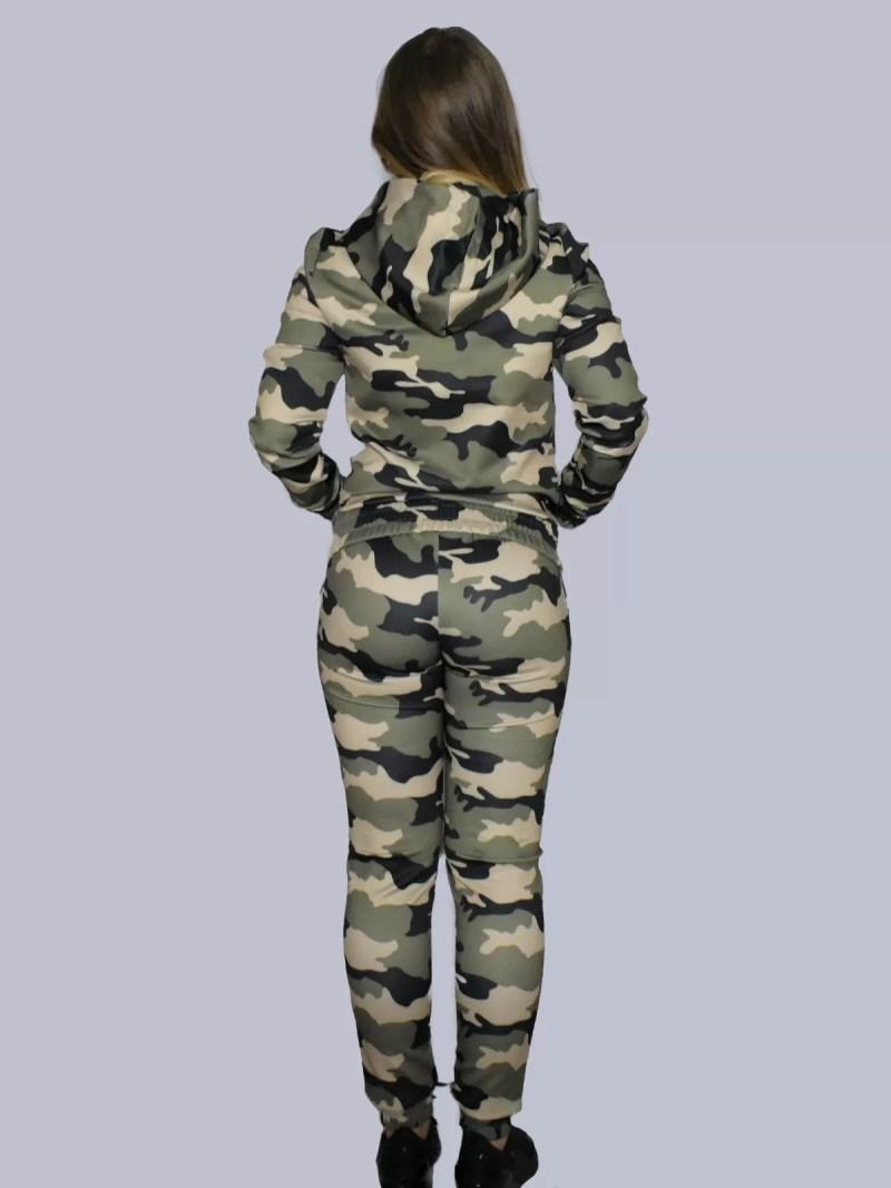 terug leger 2 delig PAK