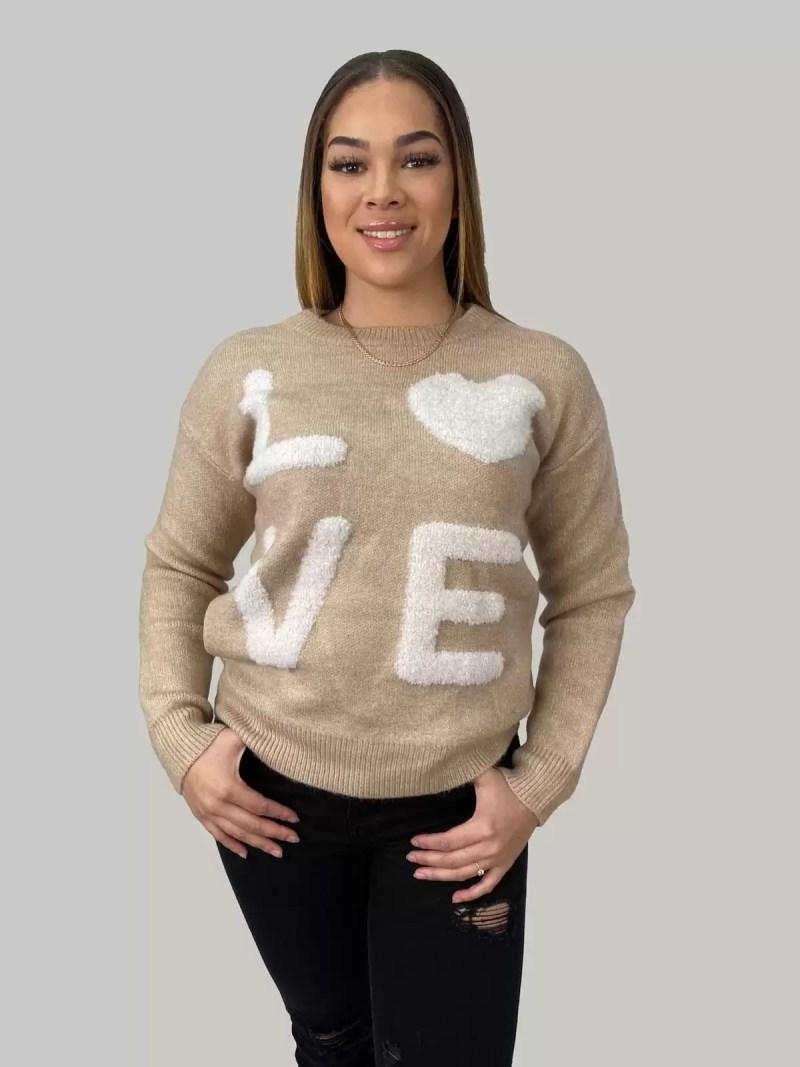 Sweater-Met-Ontwerpen-LOVE