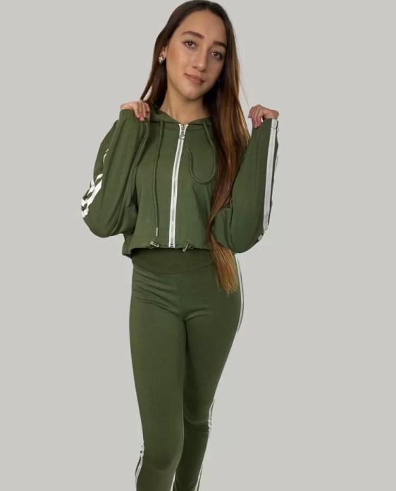 Groen-2-Delig-Pak