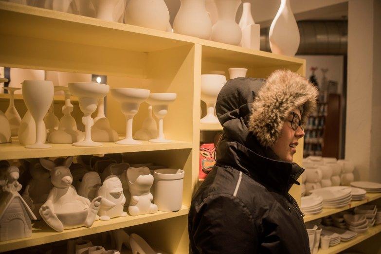 The Ceramic Cafe