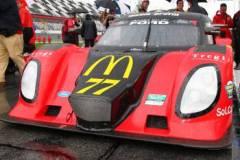 Daytona in the rain