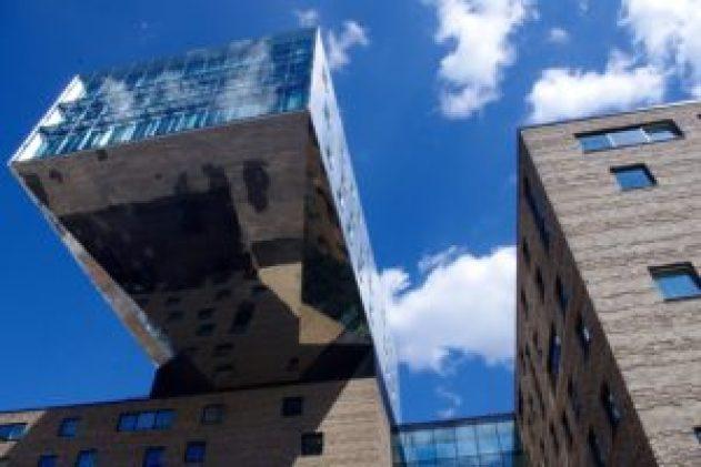 Architecture Berlin Mémoire pleine