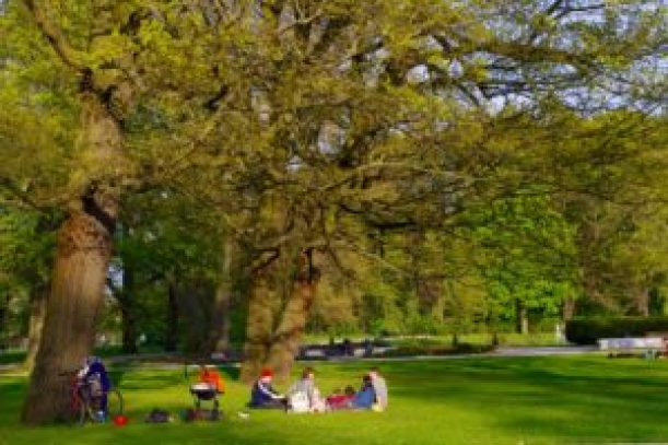 Treptower park Berlin Mémoire pleine