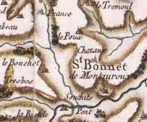 17 juin 1846, le mariage de Jacques et Claudine