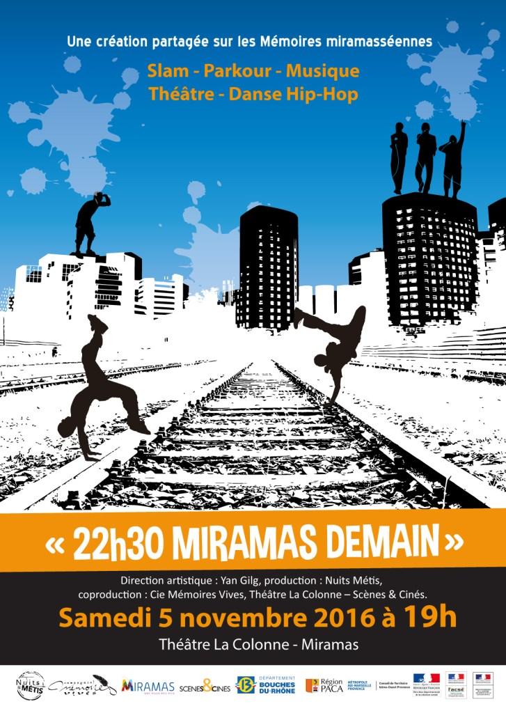 22H30 Miramas Demain