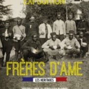 Parcours de l'exposition itinérante Frères d'âme, héritages croisés de la Grande Guerre – juin à décembre 2014