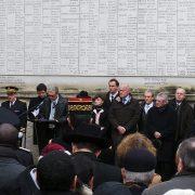 BORDEAUX – RAFLE DE 365 JUIFS, la Fondation du Mémorial a participé au 70eme anniversaire et salue le discours républicain du Préfet/ 12 janvier 2014