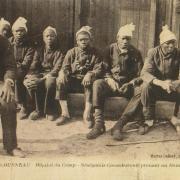 MEMORIAL VIRTUEL: les noms des tirailleurs de 14-18 enterrés à Bordeaux