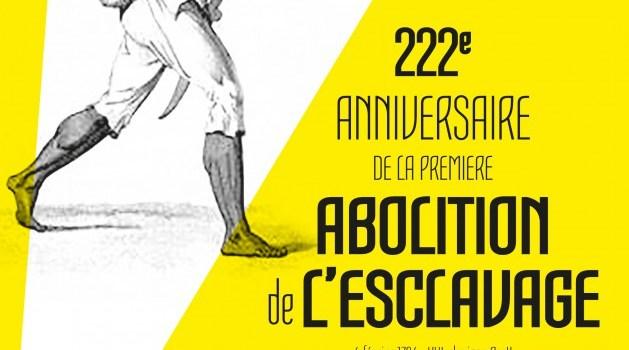 4 FEVRIER, célébrons la 1ère abolition: Esclavage et Racisme, Hotel de Ville de Bordeaux