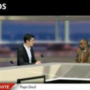 VIDEO- TV7 rend compte du 1er café Obama