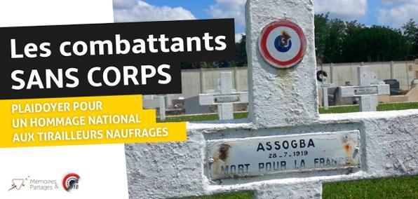 30 mai, à l'Assemblée Nationale / Plaidoyer pour les Tirailleurs Naufragés