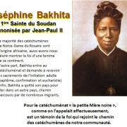 SAINTE BAKHITA- Le pape François édicte une nouvelle date contre la traite…