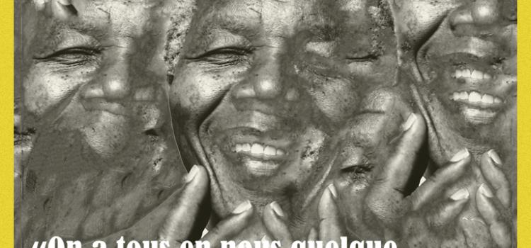 L'EXPOSITION DOCUMENTAIRE: «On a tous en nous quelque chose de Madiba»