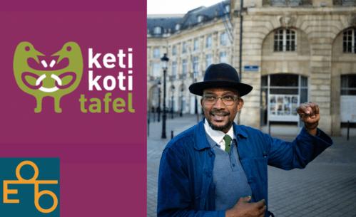 KETI KOTI TAFEL – A Berlin pour la cloture du Black History Month, 28 février