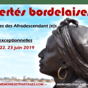 LUTTES DES AFRICAINS – aux libertés bordelaises ! (20 au 23 juin 2019)