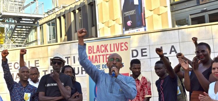 G7 BIARRITZ «LA NÉGRESSE»- M&P dénonce les charges qui pèsent sur Karfa Diallo