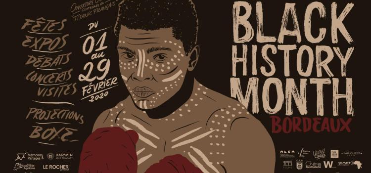PROGRAMME 3e BLACK HISTORY MONTH – «Qui n'a pas d'imagination n'a pas d'ailes» Mohamed Ali