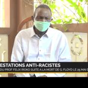 BÉNIN VIDÉO- « Il faut aussi déboulonner les africain.e.s qui ont été complices de la traite des noir.e.s » Prof. Félix Iroko