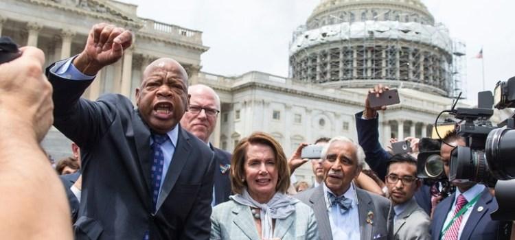 USA – Mort de John Lewis, compagnon de Martin Luther King