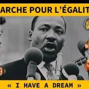 MARCHE DE L'ENGAGEMENT – Contre le racisme et pour l'égalité, 28 aout, 18h, place de la République
