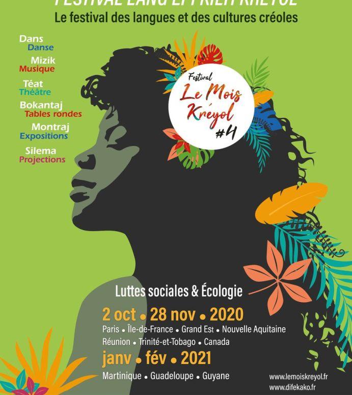 LE MOIS KREYOL – A Bordeaux, Mémoires & Partages accueille le festival de la chorégraphe Guadeloupéenne Chantal Loial