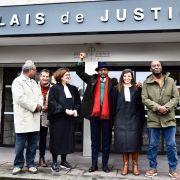 PROCÉS DE LA NÉGRESSE – 1ère victoire contre les violences policières et les dénominations racistes (IMAGES)