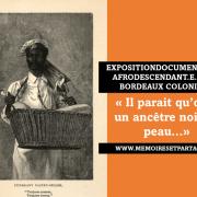 BORDEAUX COLONIAL – On a découvert les descendant.e.s de Fidèle, « l'ancêtre esclave… »