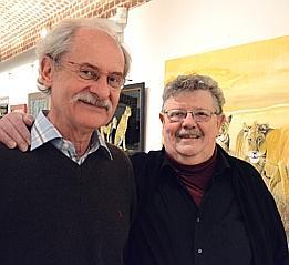 Bernard Vignoble et Claude Verhulst