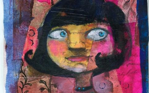 portrait_interrupted By Anita Driessen