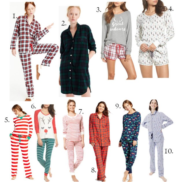 cf9c49f2bc Flannel Nightgown    3. Great Indoors Set    4. Tree Short Set    5. Rugby  Stripe (20% off today