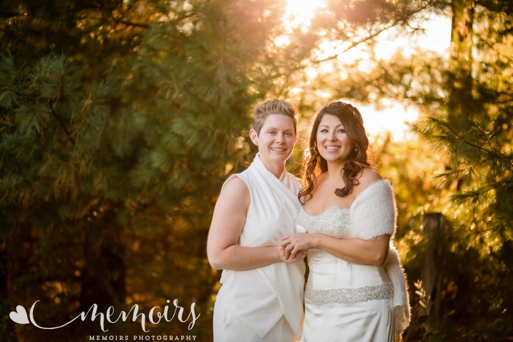 St. Clair County Backyard Wedding