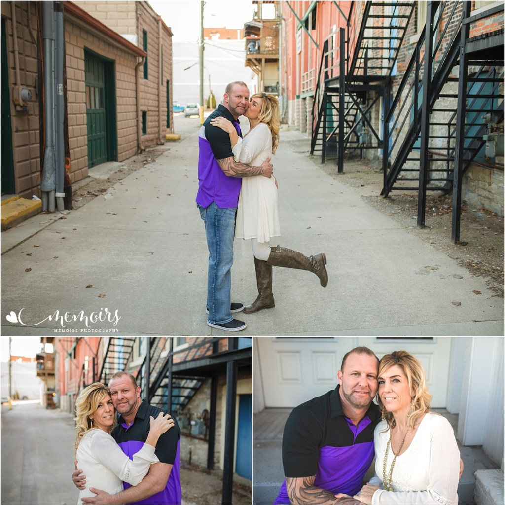 Port Huron Engagement Photo Session