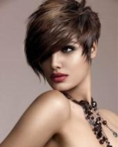short crop hairstyle