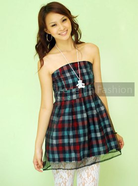 sexy-checkered-dress-blue-b