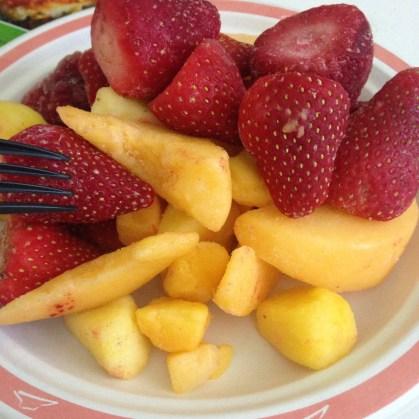 Today's breakfast!