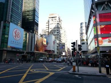 Near Mong Kok