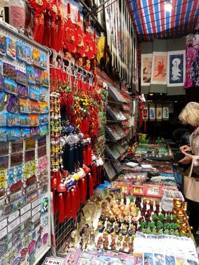 Ladies Market at Mong Kok