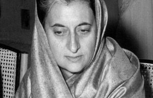 Indira Gandhi – The site of the Indian politician assassination in New Delhi