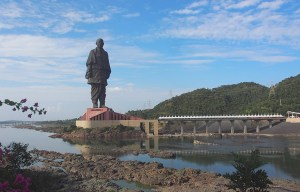 Statue of Unity – The world's tallest statue in Kevadiya