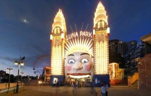 Sydney's Luna Park – The long standing fun park in Sydney