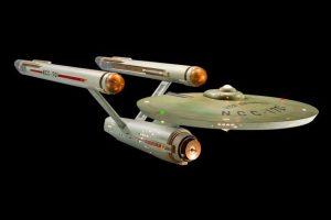 The first ship of Star Trek