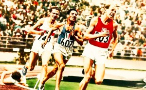 Emil Zatopek: The triple-gold winner in Helsinki