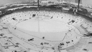 The Luzhniki Stadium tragedy