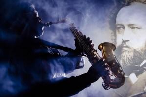 Τhe father of the saxophone from Dinant