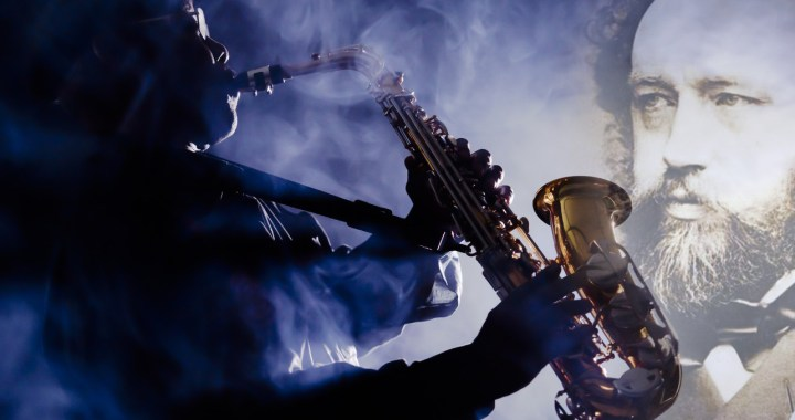 Τhe birthplace of father of the saxophone in Dinant