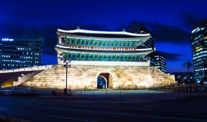 "The ""Great Gate"" stands for ever in Seoul"